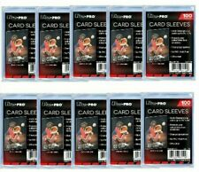 Ultra Pro Standard Soft Card Penny Sleeves for cards - 1000 count