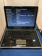 HP Pavilion dv4 Laptop Intel Core 2 Duo 4GB RAM NO HDD NO BATTERY (i-3-15)
