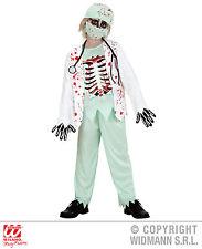 8260/_ GUIRCA Costume vestito infermiera zombie halloween bambina mod