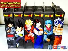 Dragon Ball Z Super Dragon Stars Broly BAF Complete Set Vegeta Gohan Goku Black