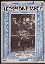 Lady Nancy Astor Viscountess Astor Member of Parliament London 1919 ILLUSTRATION