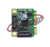 2 Ports SATAIII 6G mini PCI Express Controller mini PCI-E to SATA3.0 Card