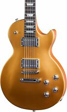 Gibson Les Paul Tribute 2017 HP - Satin Gold Top Electric Guitar