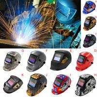 Pro Solar Auto-Darkening Welding Helmet Lens Mask Grinding Welder Mask BIHN