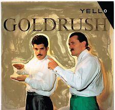 YELLO goldrush U.K. MERCURY 45rpm_orig 1986 MER-218 pic sleeve