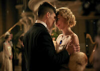 "Peaky Blinders,""Tommy & Grace Shelby"" Reproduction Poster, Home Wall Art,"