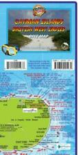 Franko Maps Cayman Islands Dive Map for Sports and Outdoor Enthusiast