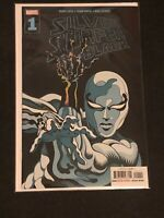 Silver Surfer Black #1 Cates 9.6 NM 1st Appearance Knull Sentries Marvel Comics