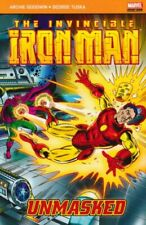 The Invincible Iron Man: Unmasked,Various