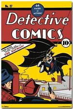 BATMAN - DETECTIVE COMICS NO 1 - COMIC POSTER 24x36 - 51025
