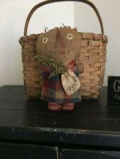 Big Head Garden Annie Stumpy Doll