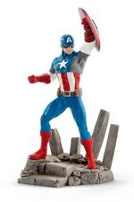 Marvel Comics figurine Captain America 10 cm figure #02 Schleich 012013
