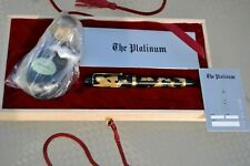 Vintage The Platinum Limited Edition Fountain Pen