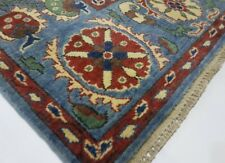 Hand-knotted Carpet 3x5 Finest Peshawar Kazak Traditional Wool Oriental Area Rug