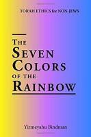 Targum Press 1568716443 Seven Colors of the Rainbow