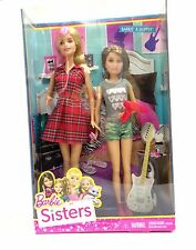 Barbie Sisters Barbie and Skipper Doll 2 Pack NEW IN BOX  GREAT GIFT