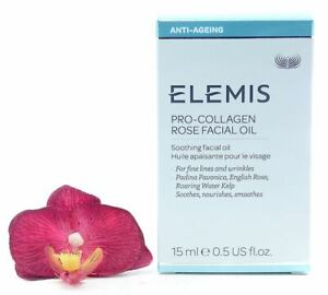 Elemis Pro-Collagen Soothing Rose Facial Oil 15ml