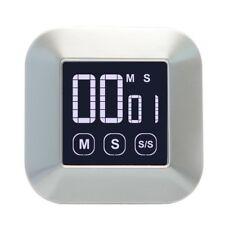 Minuteur Cuisine Electronique, JTDEAL Minuterie Tactile, Alarme Alerte LED de Cu