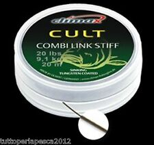 A0511 CLIMAX TROPHY COMBI LINK STIFF CARPFISHING HAIR RIG TERMINALE BOILIES CARP