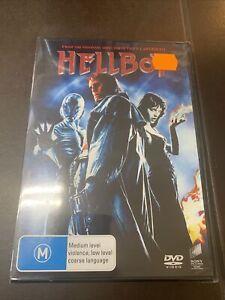 Hellboy DVD Region 4 NEW