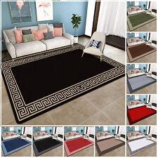 Non Slip Large Area Rugs Bedroom Carpets Living Room Kitchen Mats Washable Mat