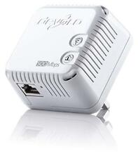devolo dLAN 500 Wi-Fi Add-On Powerline Adapter 500 Mbps, 1x PLC Homeplug 1 x LAN