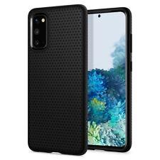 Coque pour Samsung Galaxy S20 Ultra Liquid Air noir mat