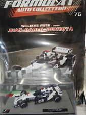 WILLIAMS FW26 - 2004 - JUAN PABLO MONTOYA - FORMULA 1 AUTO COLLECTION #76