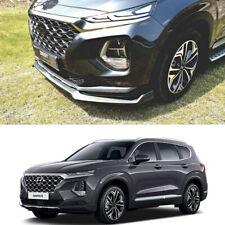 Front+Rear Lip Body kit Aero Parts Unpainted For Hyundai Santa Fe Sports 2019+