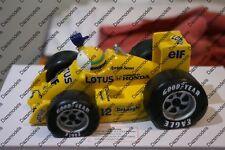 Jim Bamber Heroes Lotus 99T Yellow Ayrton Senna HER/007/02