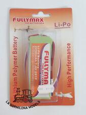EDK19 FULLYMAX BATERIA LI-PO PARA HELICOPTERO / AVION 2250mAh 7.4v 2s1p