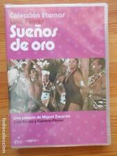 DVD SUEÑOS DE ORO - LOLA FLORES - CARMEN FLORES - NUEVA, PRECINTADA (CU)