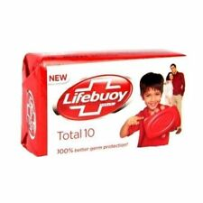 LIFEBUOY TOTAL SOAP BAR TOTAL PROTECTION AGAINST 10 INFECTION CAUSING GERMS