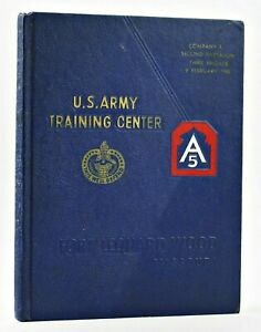 A5 U.S. Army Training Center 1968 Ft. Leonard Wood MO Co E 2nd Batt 3rd Brig