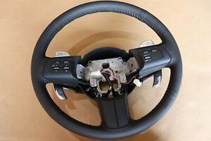 OEM 2009 Mazda RX8 Black Leather Steering Wheel RX-8 Factory Boss