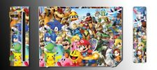 New Super Smash Bros Mario Link Wii Zelda Video Game SKIN for Nintendo Wii