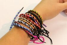 Freundschaftsarmband bunt friendship bracelet Armschmuck Armband Bändchen Unisex
