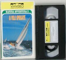 A vele spiegate VHS Natura avventura 3 - Navigazione a vela