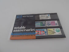 1969 Notable Anniversaries Stamps in Presentation Pack