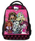 16'' Monster High Girl Kids Shoulder Bag Backpack School Bags Birthday Xmas Gift