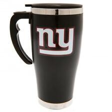 New York Giants NFL Fútbol Americano Negro Ejecutivo de Viaje Café Taza térmica