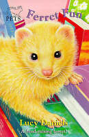 Ferret Fun (Animal Ark Pets) by Lucy Daniels, Acceptable Used Book (Paperback) F