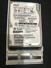 "SUN ORACLE 900GB SAS2 10k 2.5"" 6G Hard Drive 7066874 7045230 With Tray"