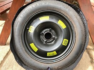 """Peugeot /Citroen 16"""" space saver wheel With carry bag & jack"""
