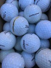 40 Titleist NXT Tour White Golf Balls B Grade