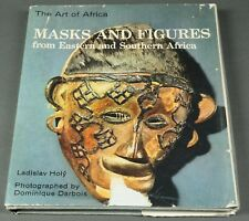 New ListingBook: Masks & Figures, Art of Africa, from East & South Africa by Holy 1967 Hb