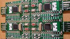 Équipé Panel AVR board rev. 4 m ATmega 8 & usbasploader (arduino compatible)