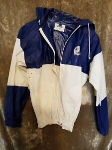 Vintage Dallas cowboys rain jacket 1993 NWOT MINT GO BOYS!