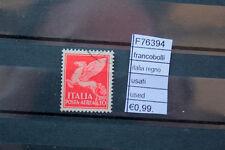 FRANCOBOLLI ITALIA REGNO USED USATI (F76394)
