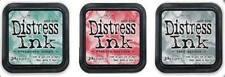 Tim Holtz WINTER Seasonal series Distress Ink Stamp Pad set